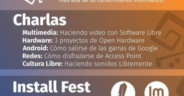FESTIVAL DE SOFTWARE LIBRE