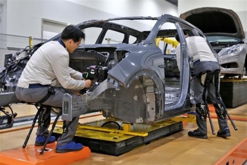 Las automotrices Kia y Hyundai desarrollan robótica para  prevenir accidentes